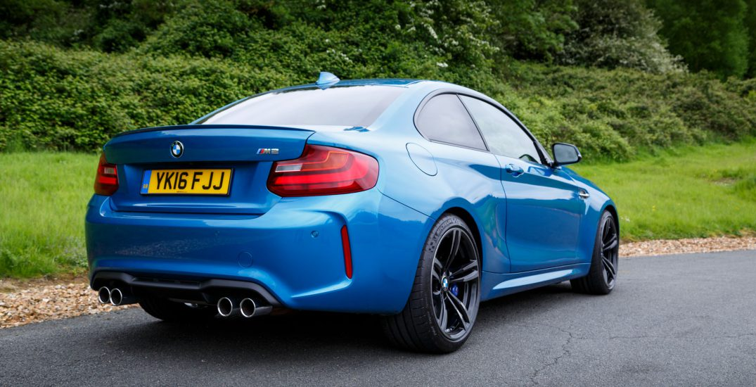 BMW F87 M2 Coupe N55 3.0i 8