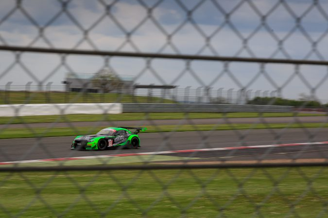 Car Spotting at Silverstone 7