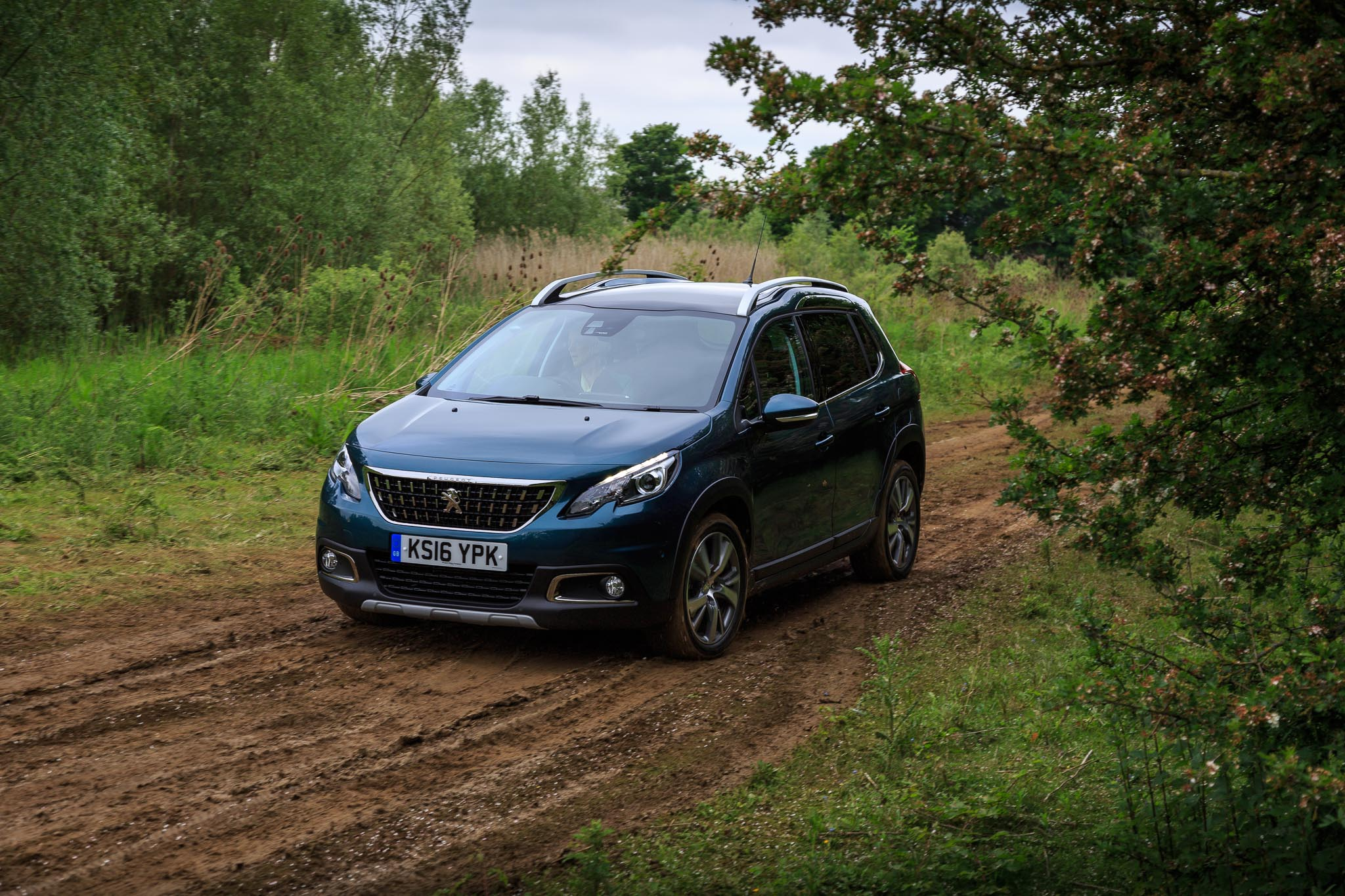 2016 Peugeot 2008 Compact Suv Gt Line Gallery