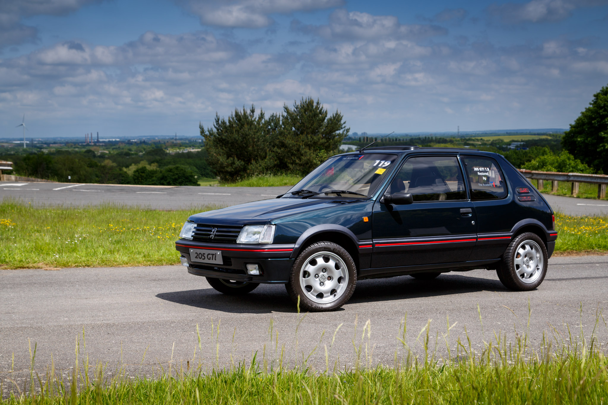 peugeot 205 gti 1 9 2. Black Bedroom Furniture Sets. Home Design Ideas