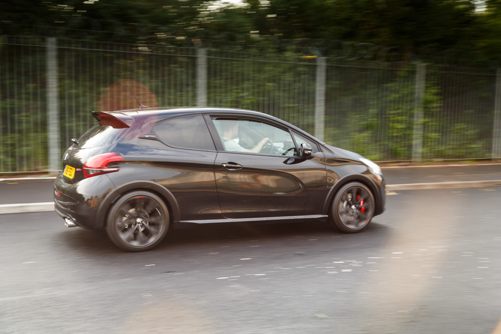 2016 peugeot 208 gti by peugeot sport review. Black Bedroom Furniture Sets. Home Design Ideas