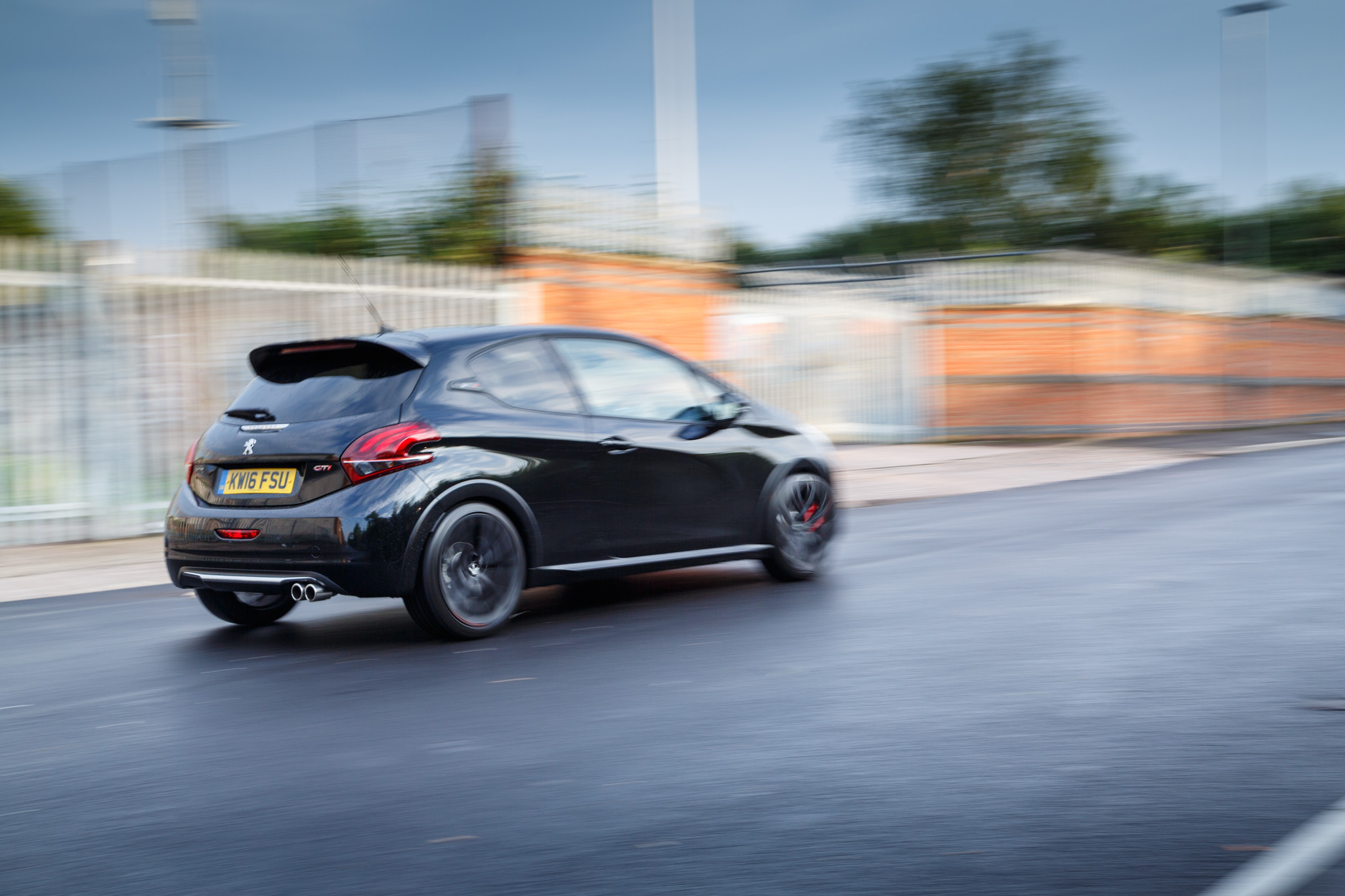 2016 Peugeot 208 Gti By Peugeot Sport Review