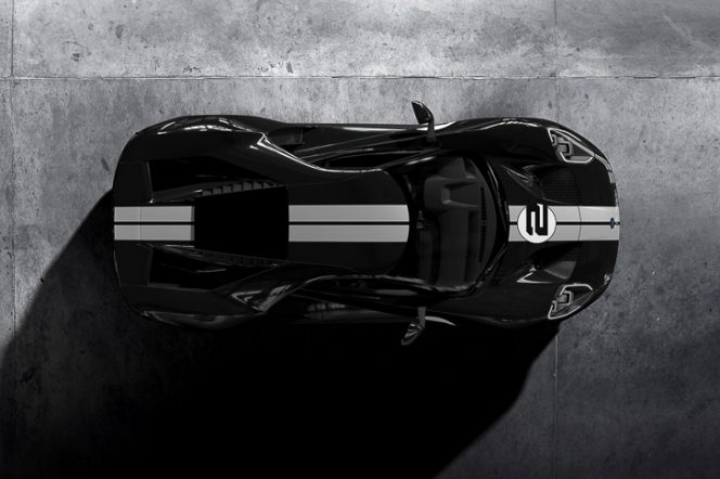 1966 FORD GT HERITAGE EDITION 11