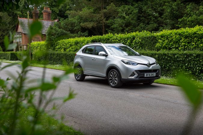 MG Motors GS Review