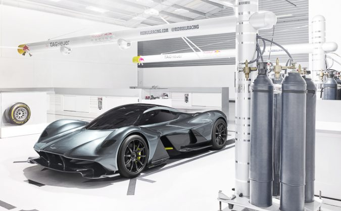 Aston Martin AM-RB 001 1