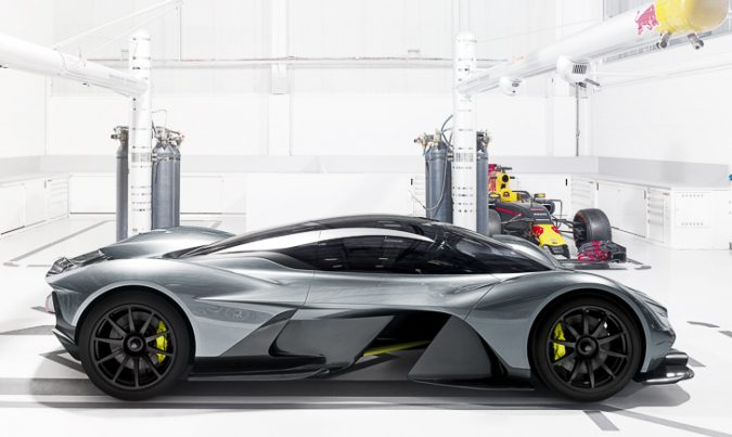 Aston Martin AM-RB 001 3