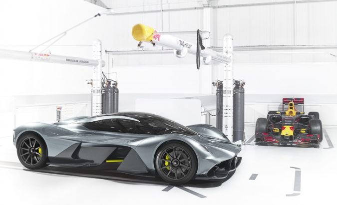 Aston Martin AM-RB 001 6