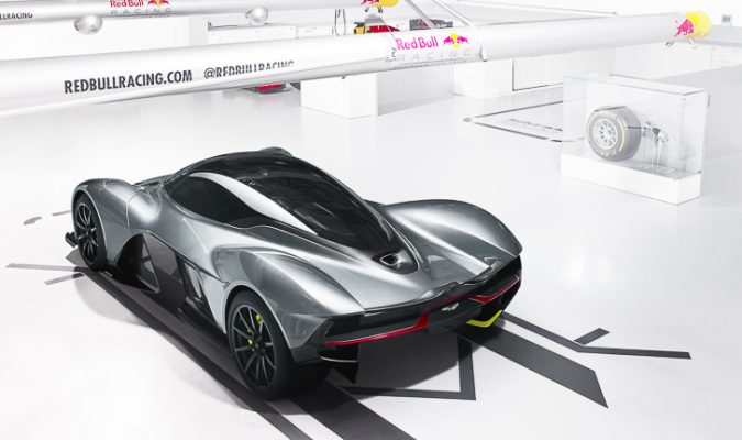 Aston Martin AM-RB 001 7