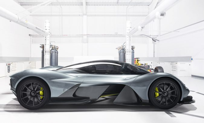 Aston Martin AM-RB 001 8