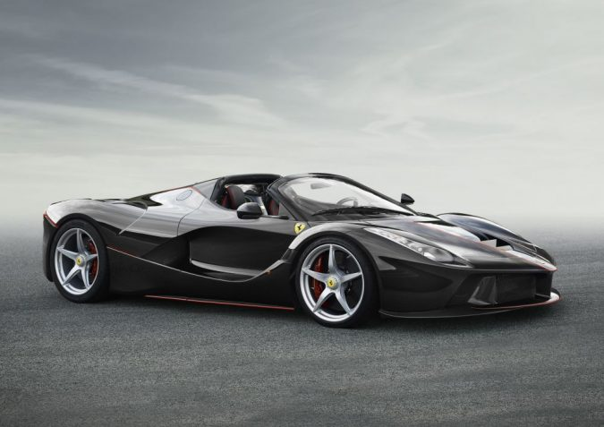 LaFerrari Spider 2