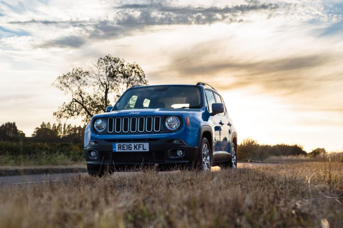 Jeep Renegrade Longitude 2016 1