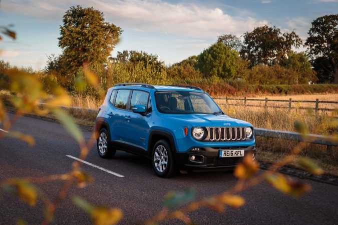 Jeep Renegrade Longitude 2016 14