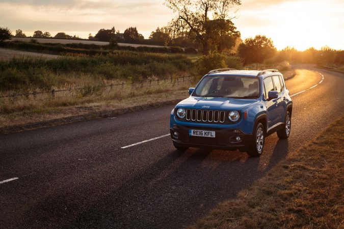 Jeep Renegrade Longitude 2016 2