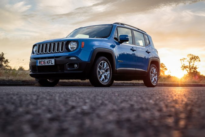 Jeep Renegrade Longitude 2016 25