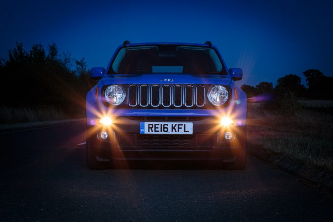 Jeep Renegrade Longitude 2016 44