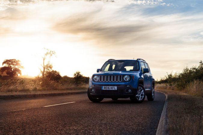 Jeep Renegrade Longitude 2016 8