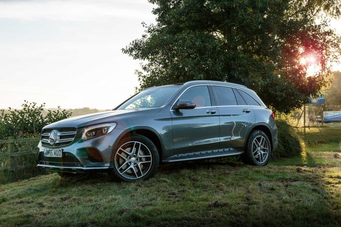 2016 mercedes benz glc 250 d 4matic amg line review. Black Bedroom Furniture Sets. Home Design Ideas