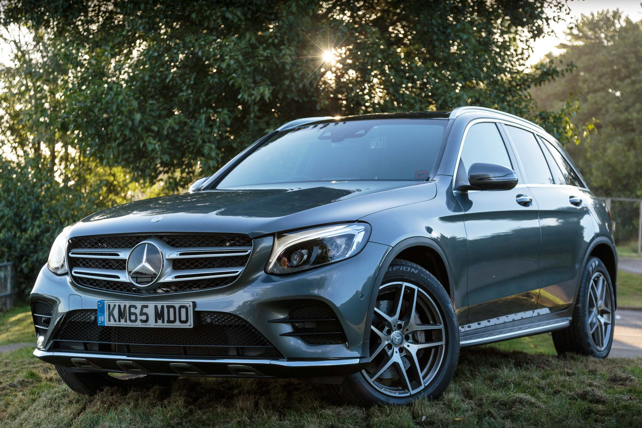 Mercedes Benz Glc 250 D 4 Matic Gallery