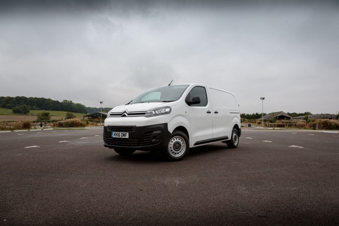 Citroen Dispatch BlueHDi 120 4