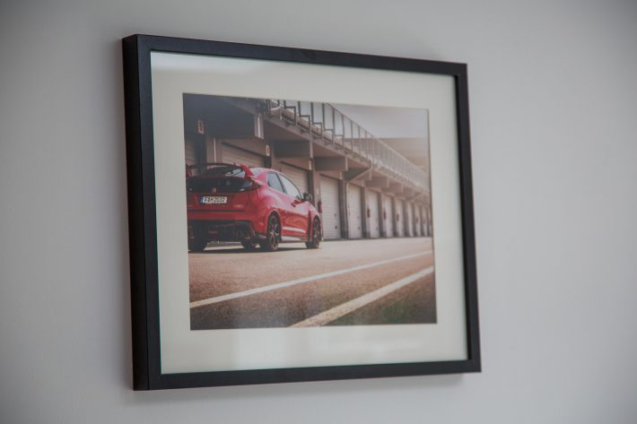 Honda Civic Type R Print 1