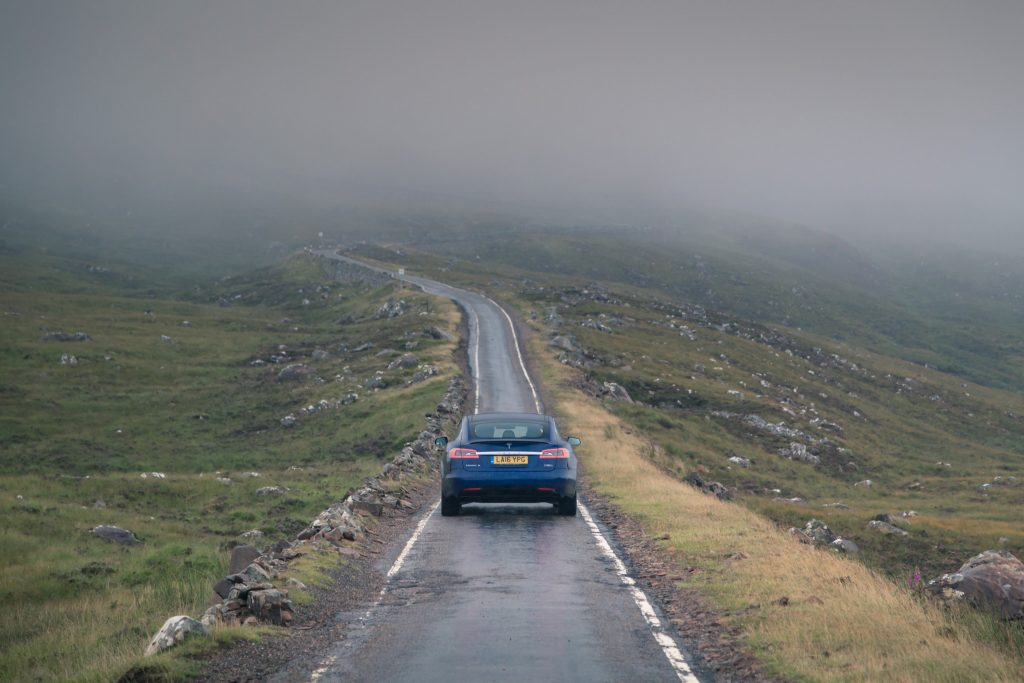 Outer hebrides road trip