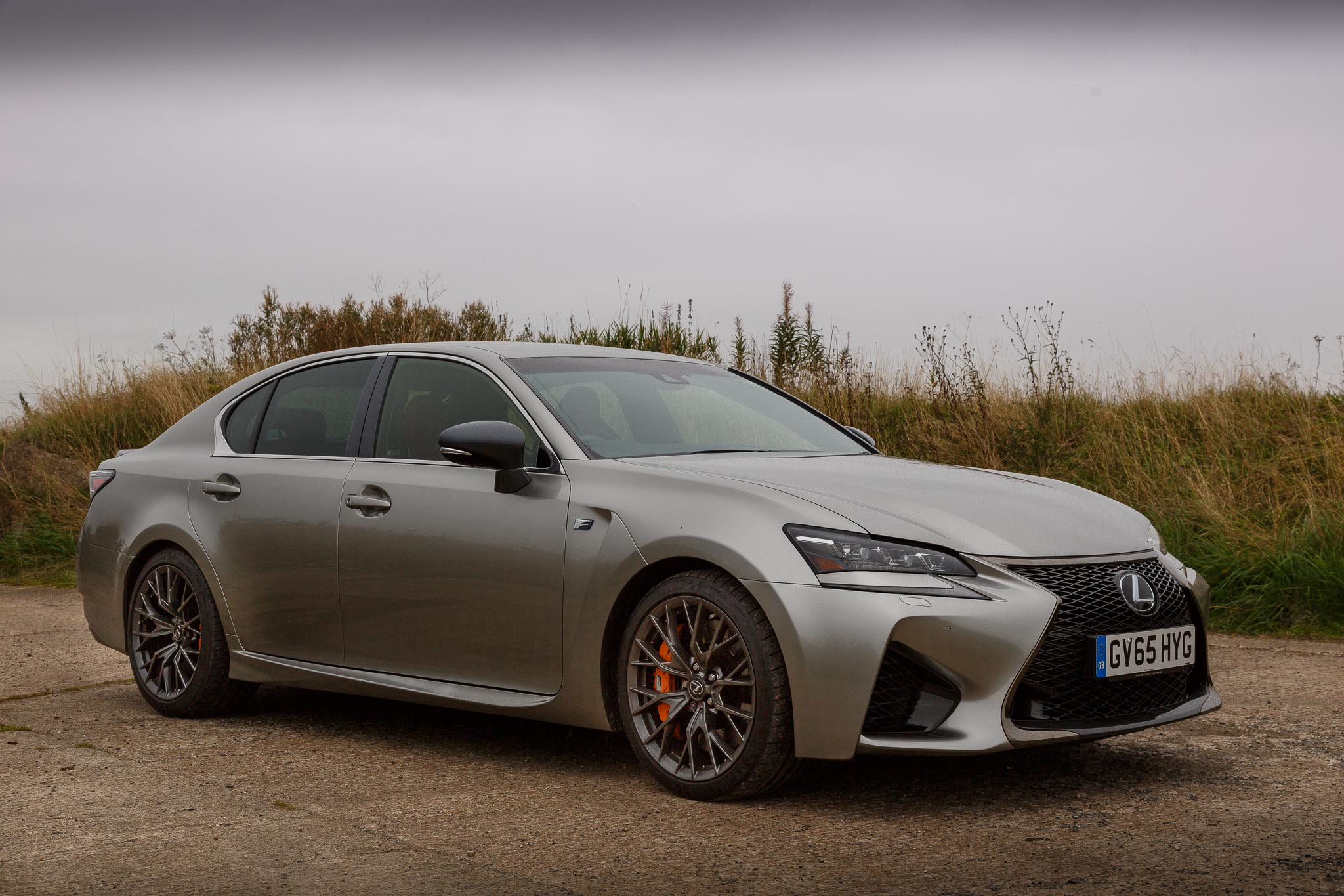 Perfect 2016 Lexus GS F Review