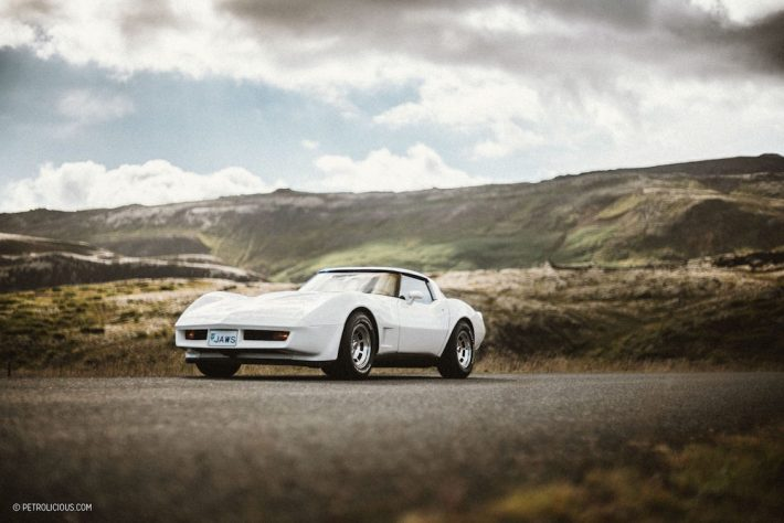 C3 Corvette White Petrolicious