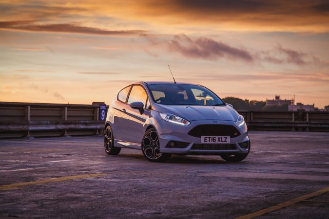 Most research cars - Ford Fiesta Zetec