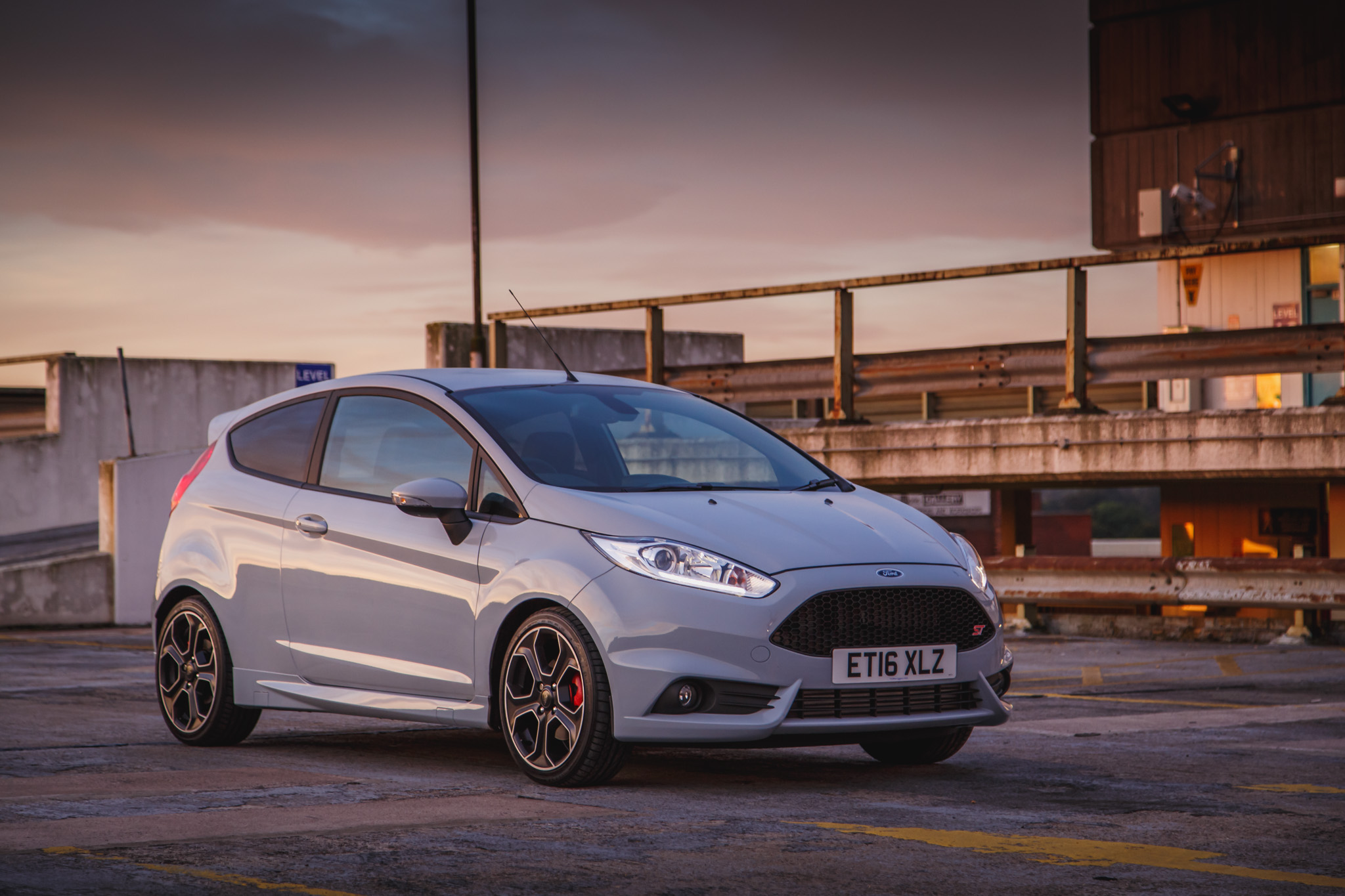 2016 Ford Fiesta St200 Gallery