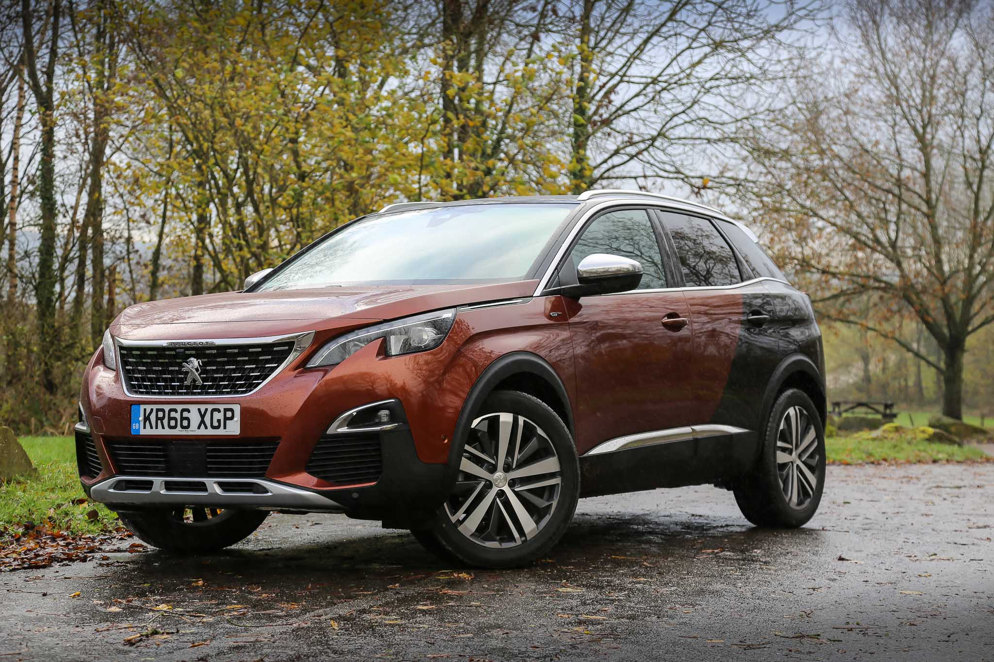 Latest Modern Cars >> Peugeot 3008 GT Review 2017 - Ultra Modern and Likeable SUV