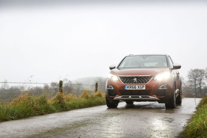 Peugeot 3008 UK Launch 47