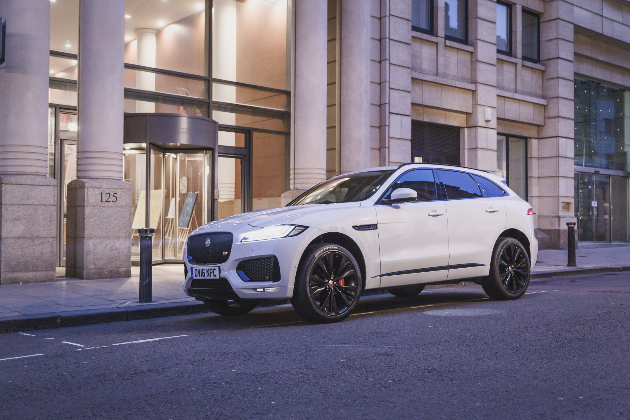 Car Reviews Jaguar F Pace