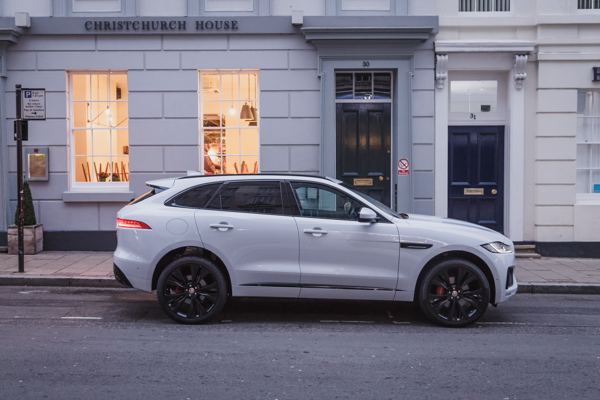 2016 jaguar f-pace s review - practical, capable and good performer