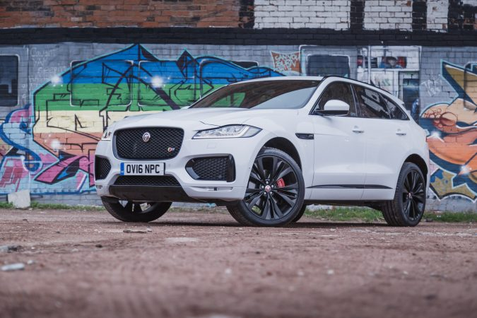 Jaguar F-Pace S - Urban by Ross Jukes