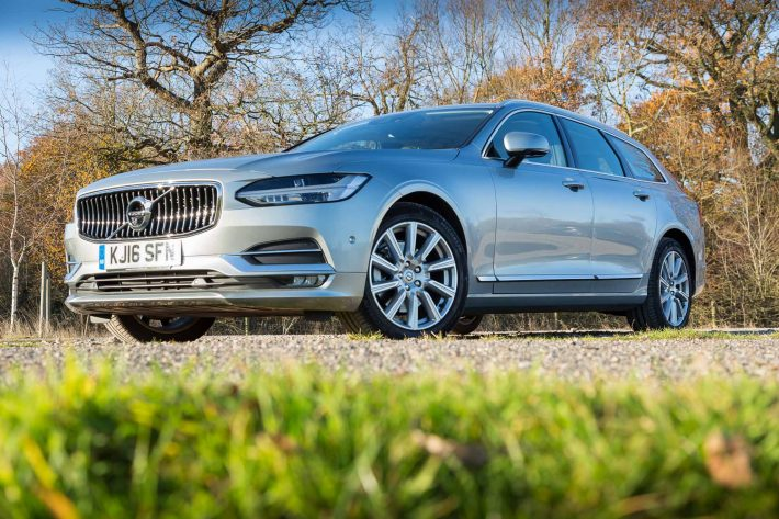 2017 Volvo V90 D4 Inscription 35