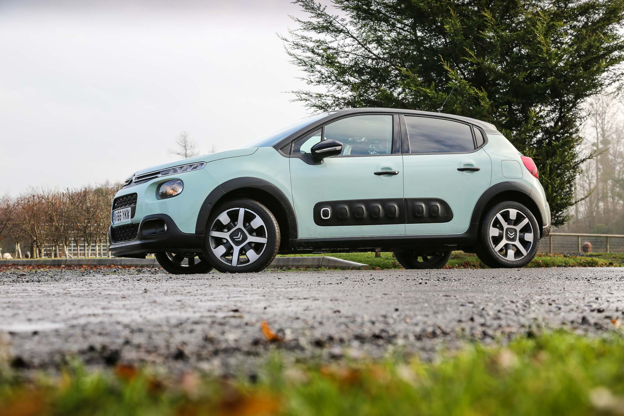 2017 Citroen C3 Flair Gallery