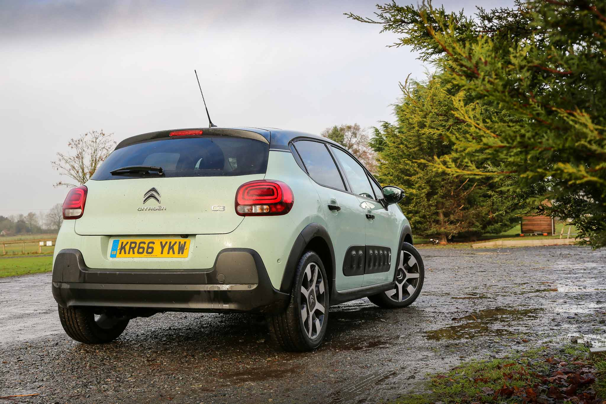 My Kia Performance >> 2017 Citroen C3 Flair Gallery