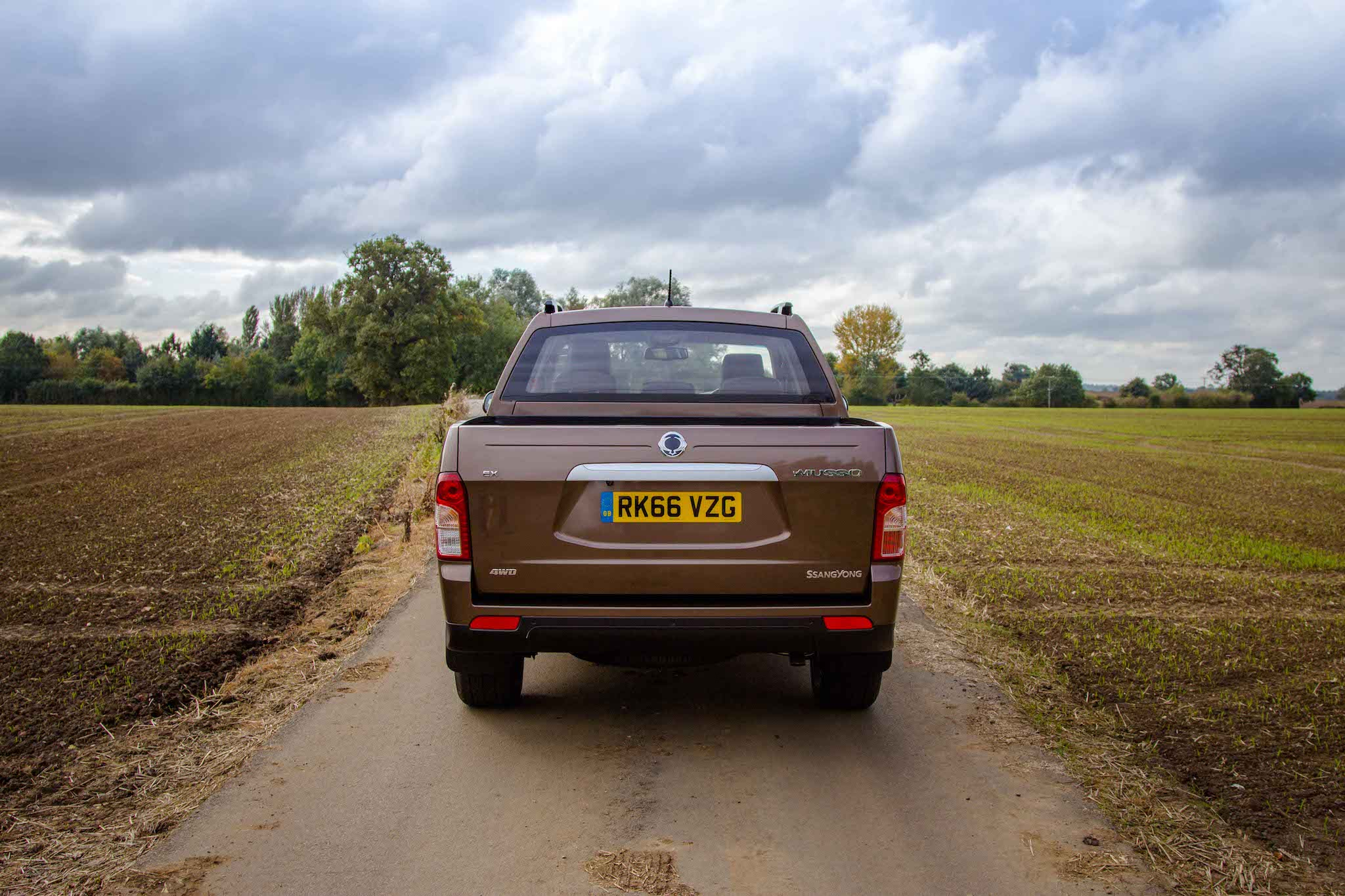 2016 Ssangyong Musso Review 22 Litre Inline 4 Turbodiesel Skoda Pick Up 1 3 Engine Diagram
