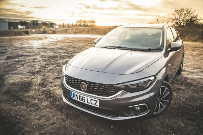2016 Fiat Tipo Hatchback 1.6 Multijet Review - A Real Contender