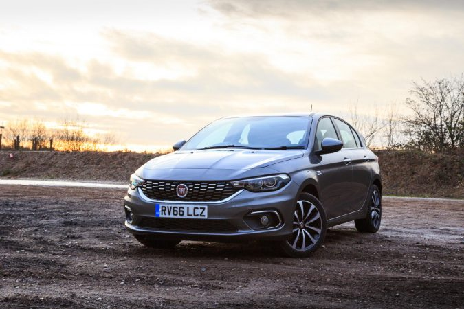 2016 FIAT Tipo Lounge 1.6 MultiJet Reliability