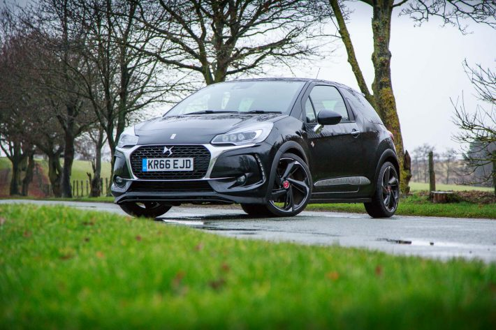 2017 DS3 Performance Black PH 30