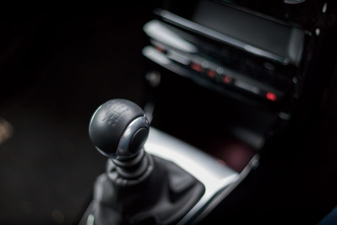 DS3 Performance 6 speed gear knob
