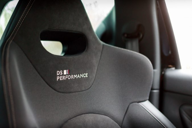 DS3 Performance Racing Seats