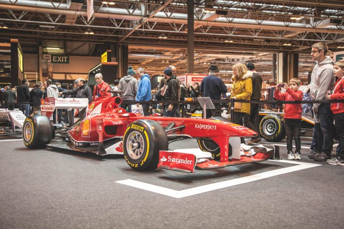 Autosport International Motor Show 2017 HR 7
