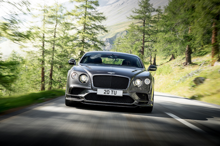 Bentley Continental Supersports 6