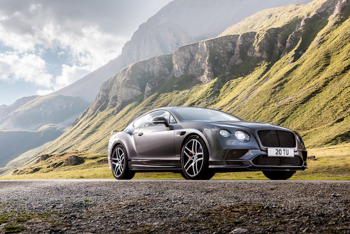 Bentley Continental Supersports 7