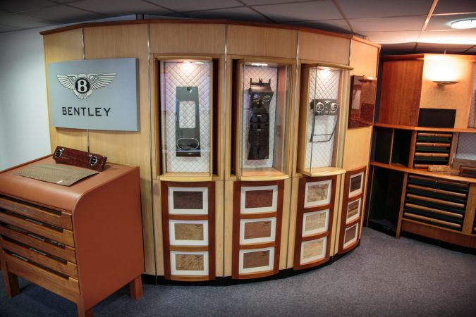 Bentley Woodshop Centre of Excellence - Bentley Factory -