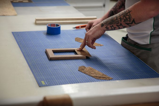 Bentley Factory - Smart Woodwork