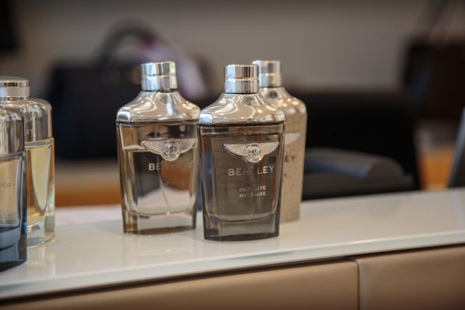 Bentley Boutique Aftershave
