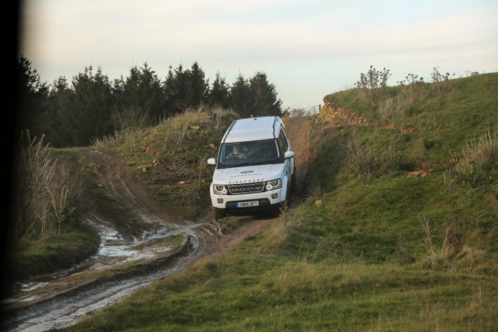 Land Rover Experience East of England 3